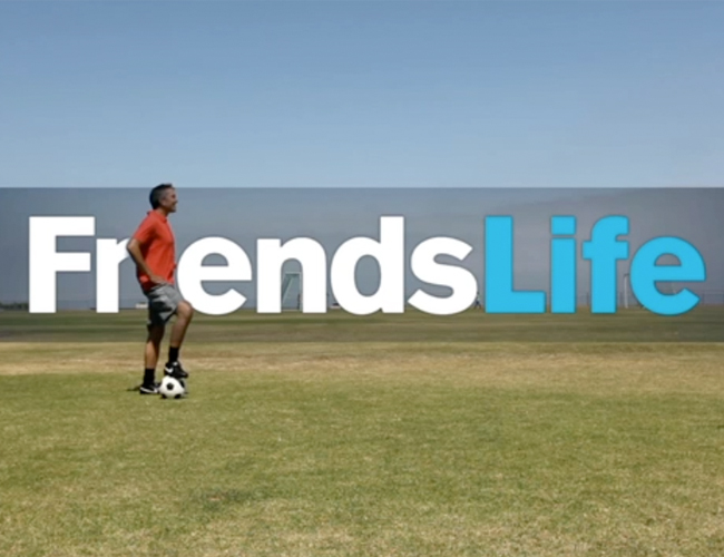 Friends Life : Football