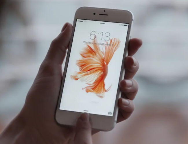 iPhone 6s – The Only Thing That's Changed is…